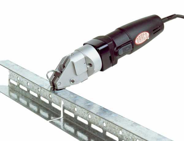 DRÄCO Profilschere 3520 Ideal zum Trennen von Kabelrinnen work